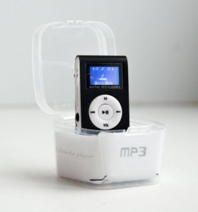 MP3 плеер новый