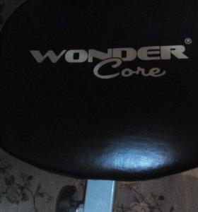 Тренажёр для пресса WONDER CORE.