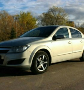 Opel astra h 1.8 140 л.с. 2007