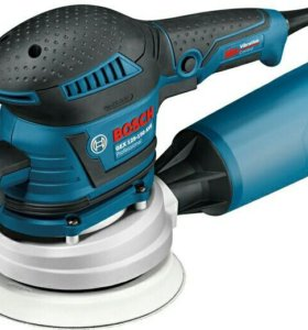 Эксцентриковая машинка Bosch GEX 125-150