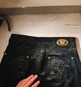 Винтажные джинсы Versace