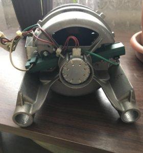 Мотор от стиральной машинки индезит