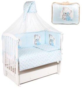 Комплект в кроватку Leader Kids 7 предметов