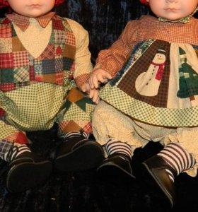 2 Одежда для куклы аутфит для кукол Lee Middleton.