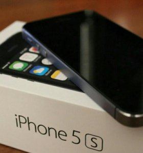 Новый Айфон 5s 32 гб., год гарантии