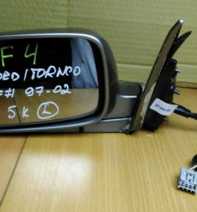 Зеркало левое хонда аккорд, хонда торнео 97-02