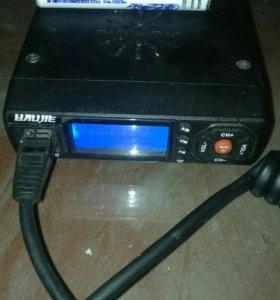 Радиостанция на 70 и 2