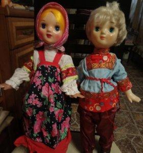 Кукла ссср разные