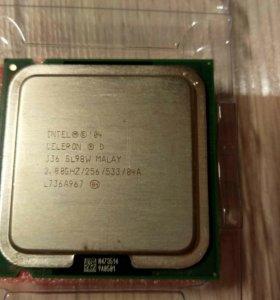 Intel Celeron D 336,775socket