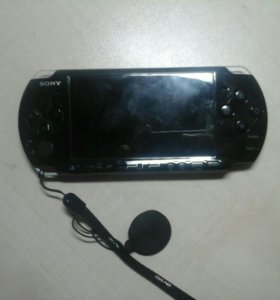 PlayStation Portable (PSP) 3000 (прошитая)