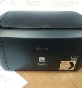 Принтер лазерный Canon Lbp 6000b