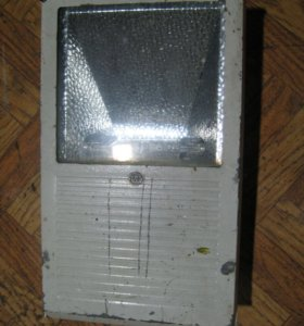 Прожектор металогалогенный + 2 лампы