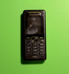 Sony Ericsson K330 сотовый телефон