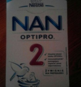 Детское питание NAN 2