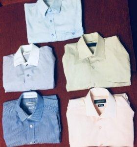 Все рубашки за 1,5 тыс.руб.