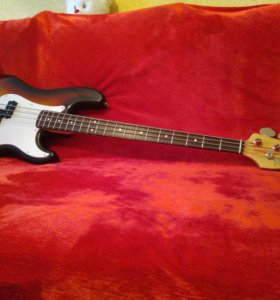 Бас FGN JPB-5R J-Standart Bass by Fujigen MIJ