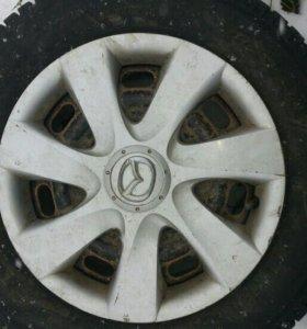 Колеса YOKOHAMA