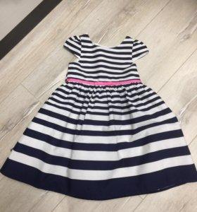 Платье для девочки 98 размер