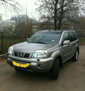 Nissan X-Trail T30, 2006, 2.0МТ (140)