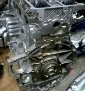 Новые моторы форд фокус 1.6 105 ,1.6 125