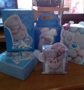 Коробочки для мини подарков