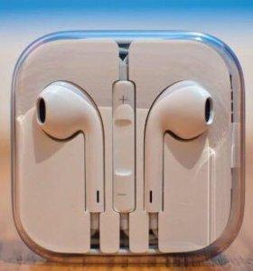 Наушники EarPods для IPhone/IPad