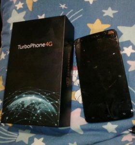 Телефон TurboPhone4G