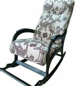"Кресло-качалка ""Престиж"", флок 5526-1"