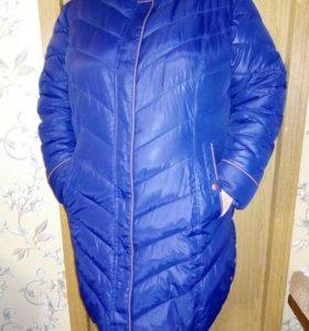Куртка - пальто зимняя