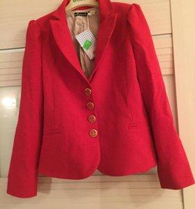 Пиджак маленькая леди новый