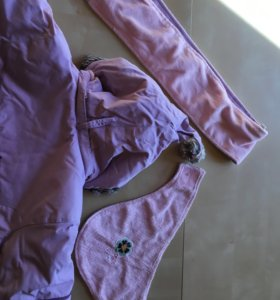 Зимний костюм Deux par deux размер 2-4 года