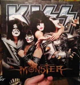 Пластинка Kiss