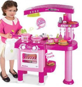 Игровой набор «Кухня» новый