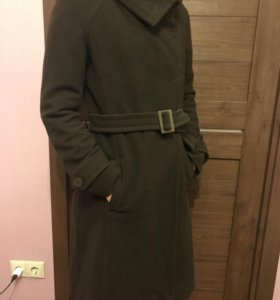 Пальто осеннее NafNaf
