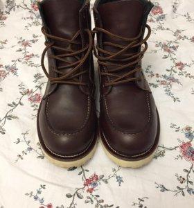 Кожанные ботинки Springfild