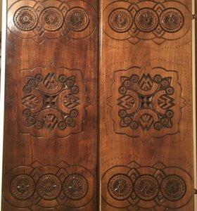 Нарды деревянные 60х48