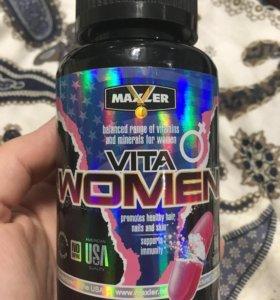 Спорт витамины Vita Women