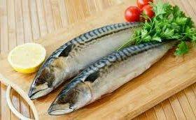 Скумбрия копченая, рыба