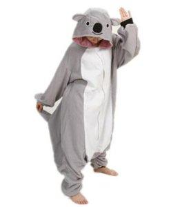 Пижама кигуруми Коала размер S
