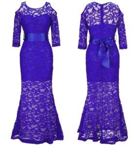 Платье в пол красовенное:)