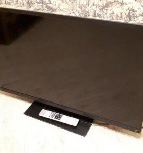 Огромный со smart tv 102 см dvbt2