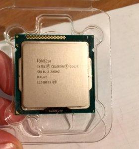 Intel Celeron G1620 2 ядра, встроенная графика