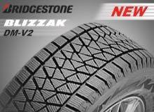 235/55 R20 Bridgestone Blizzak DM-V2 в Севастополе