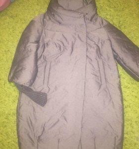 Новое зимнее Пальто-куртка Ultra Marin