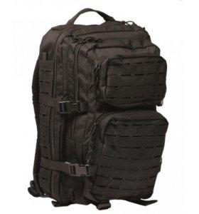 Рюкзак штурмовой LASER CUT LG, цвет Black (36л)