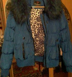 Куртка (мех натуральный )