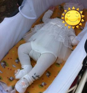 Брендове вещи для малышки с 0-6 месяцев