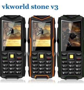 Новый Original VKWorld Stone V3 2.4 inch Waterpro
