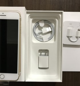 iPhone 7 PLUS 128GB Gold (НОВЫЙ!)