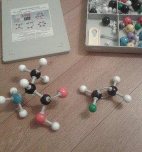 Набор для химии (молекулы)